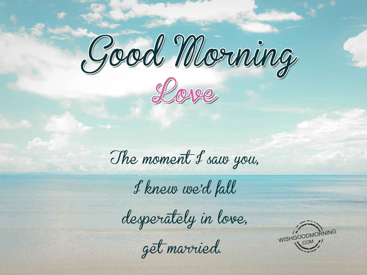 Good Morning Wishes For Boyfriend - Good Morning Pictures
