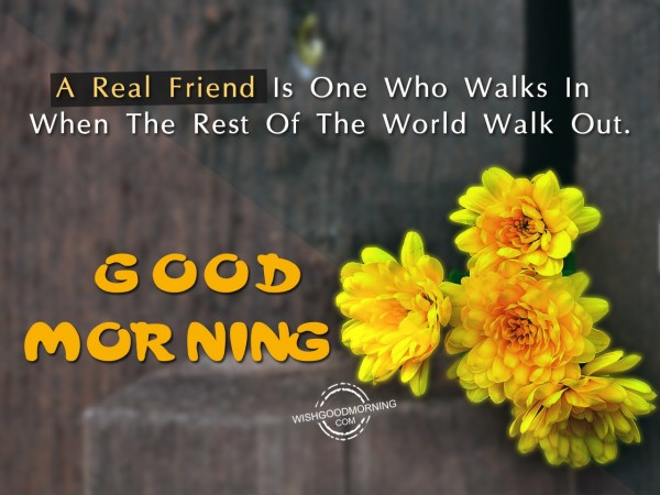A Real Friend Is One Who Walks In - 68