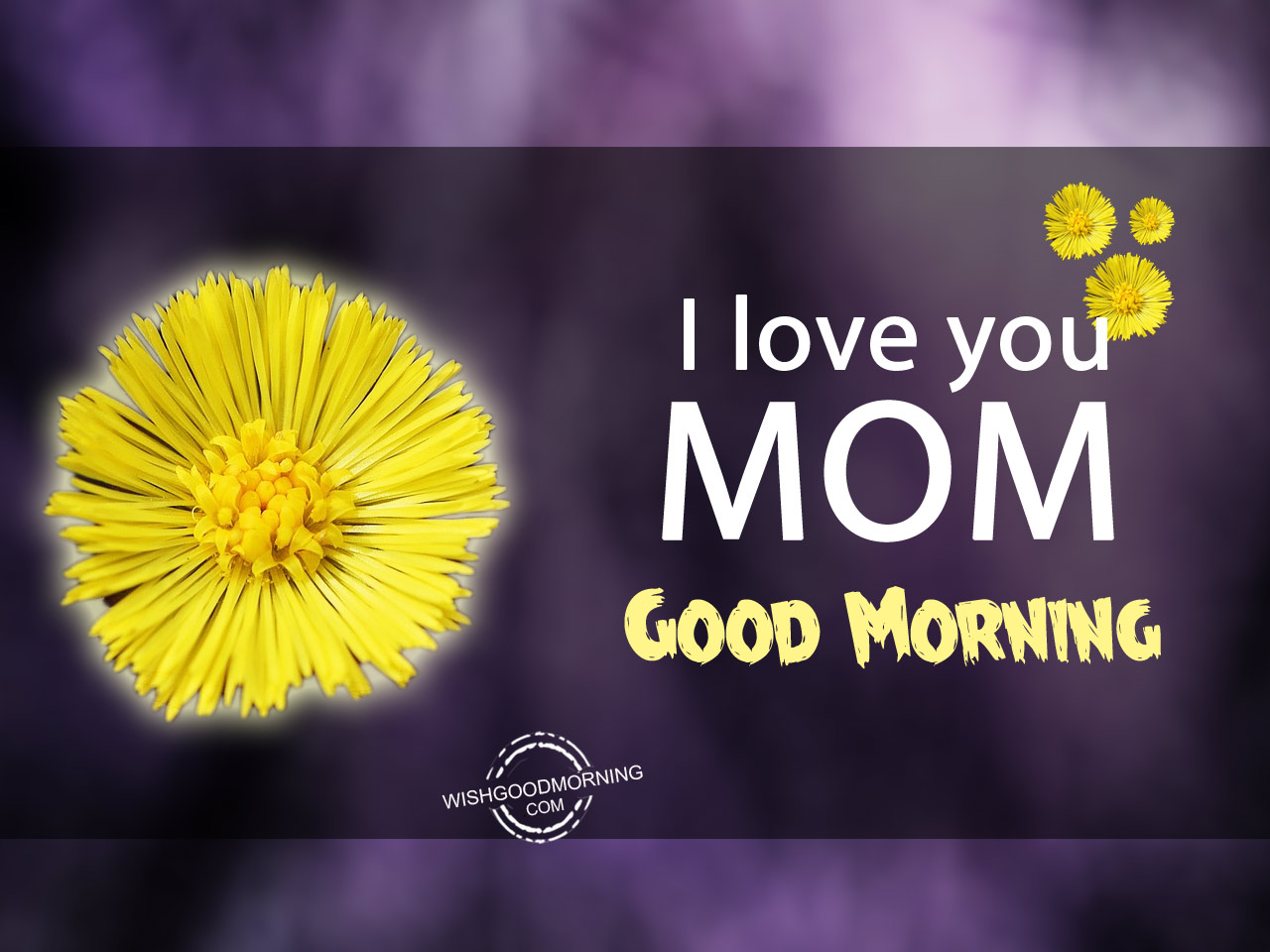 Good Morning Mom Messages : Good morning wishes for mother pictures