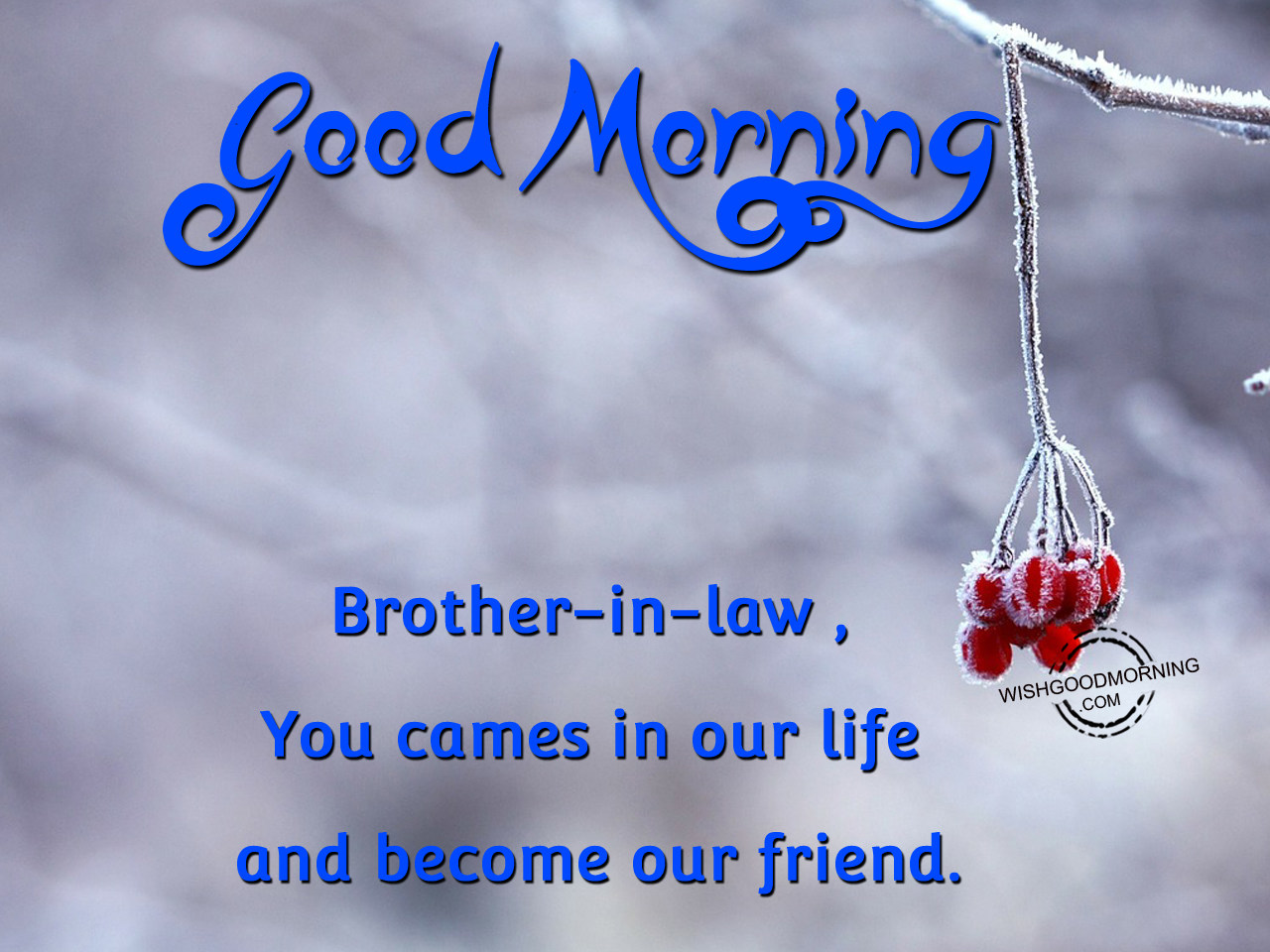 Good Morning Wishes For Brother In Law Good Morning Pictures