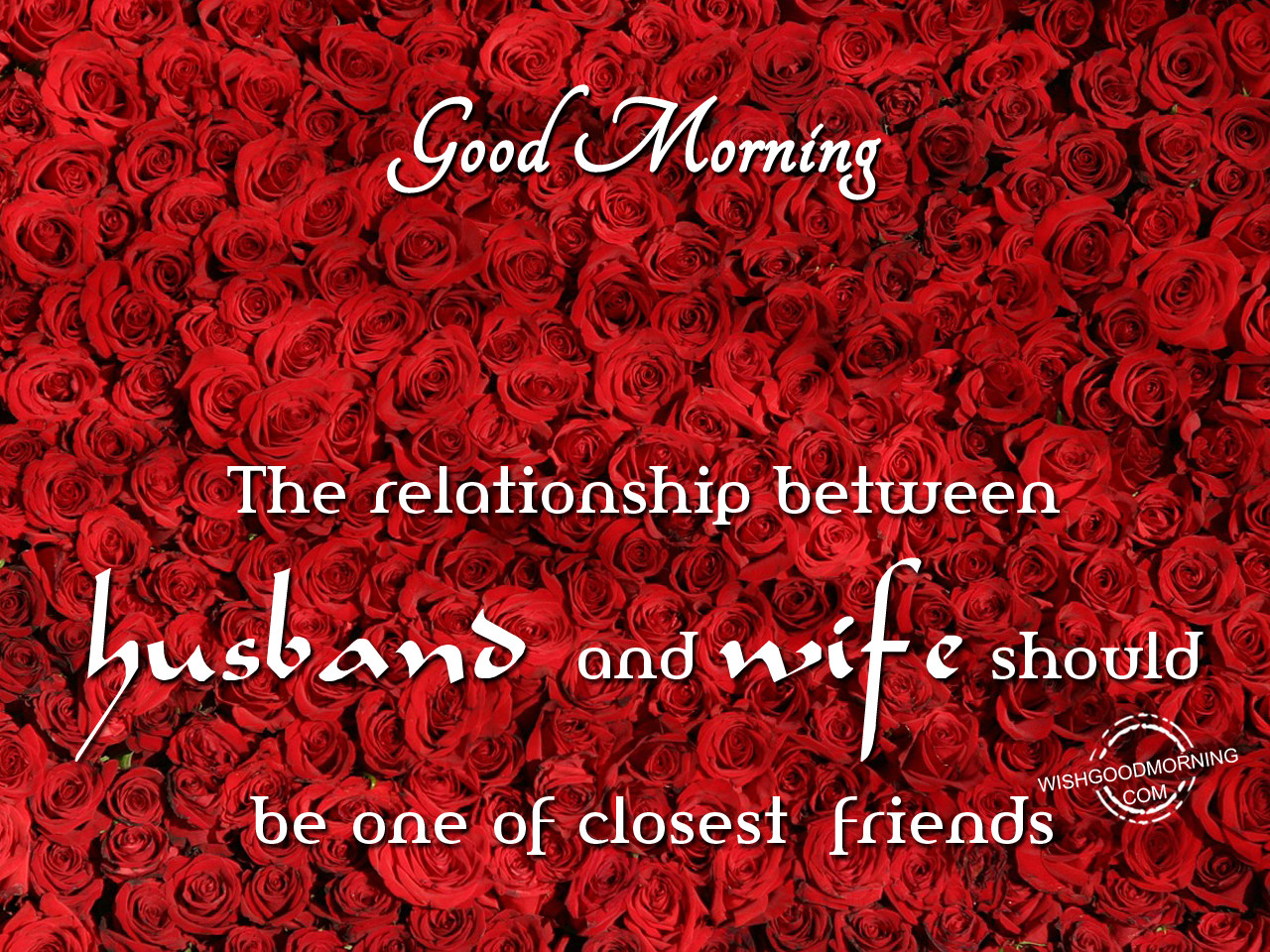 Good Morning Wishes For Husband Good Morning Pictures