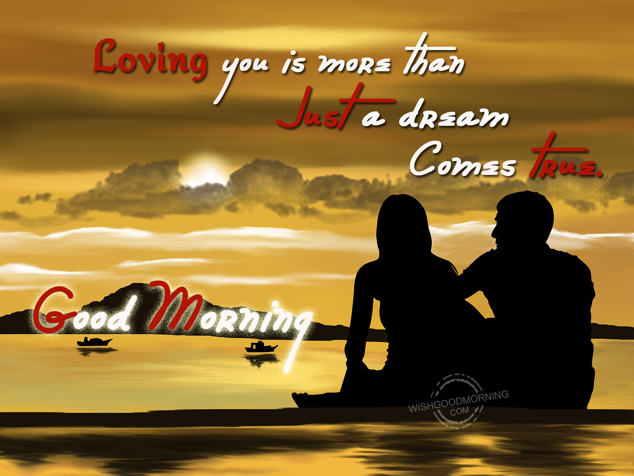 Lovingyou com good morning