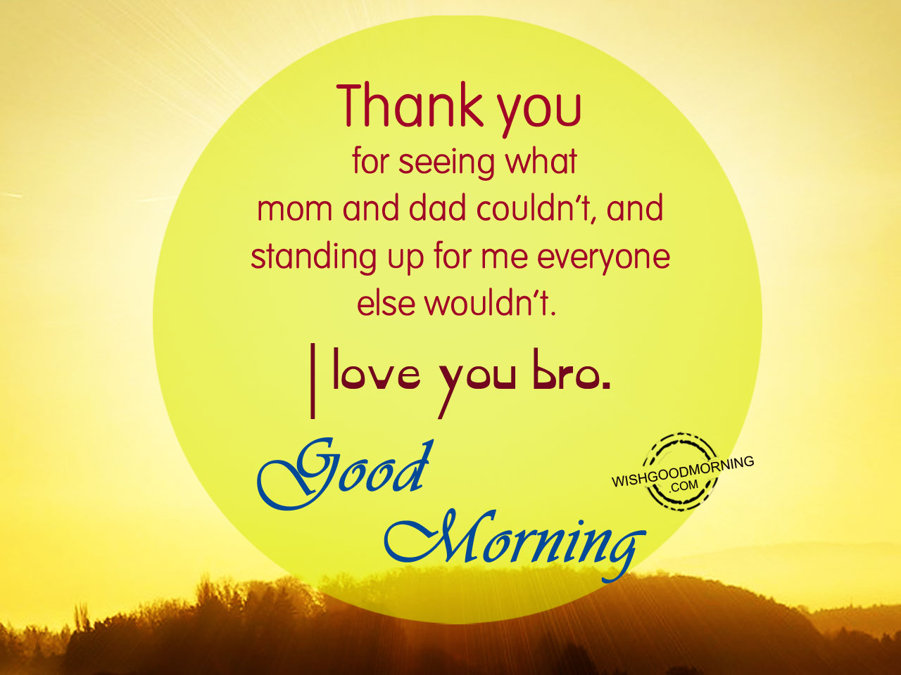 good morning wishes for brother good morning pictures
