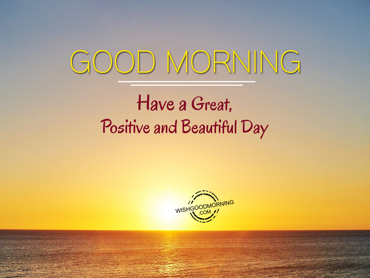 Image result for Beautiful and Positive Day