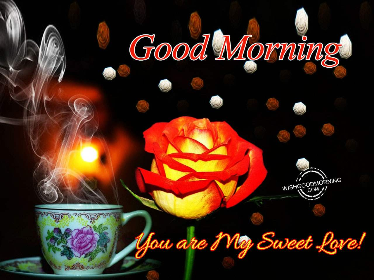 Good Morning Wishes For Girlfriend Good Morning Pictures