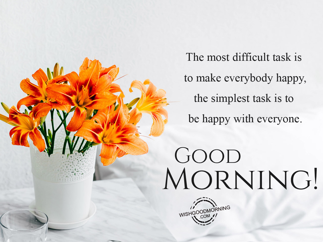 Good Morning Wishes - Good Morning Pictures – WishGoodMorning.com
